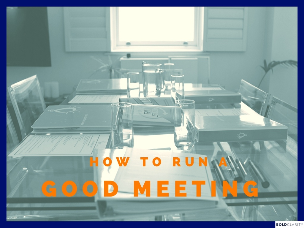 How-to-run-a-good-meeting