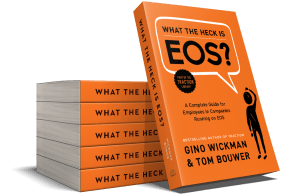 What the heck is EOS book