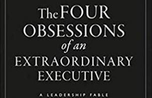 Review of Four Obsessions for an Extraordinary Executive