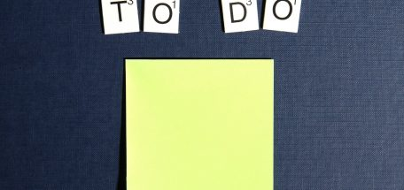 Post-it TO DO list