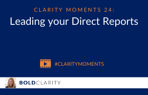 Leading your direct reports